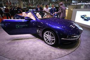 Touring Sciàdipersia Is A Maserati Taken To An Elegant Extreme