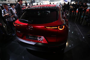 Say Hello To The All-New Mazda CX-30 Compact Crossover