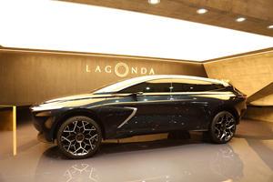 Say Hello To The All-Electric Lagonda All-Terrain Concept