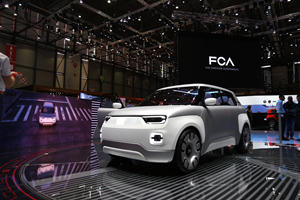 Fiat Centoventi Concept Brings EVs To The Masses