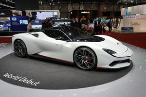 Presenting The Pininfarina Battista: Italy's Most Powerful Road Car Ever