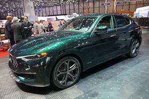 One-Off Maserati Levante Launches New Custom Program