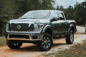 Nissan Will Offer Custom Rocky Ridge Trucks Straight From The Dealer