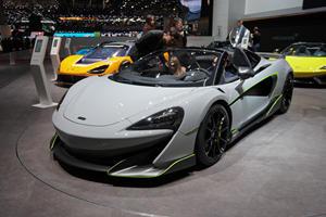 McLaren Launching New Extreme Performance Sub-Brand