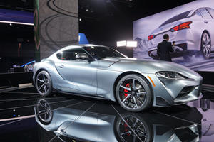 Toyota Will Build A Supra Targa If You Want It