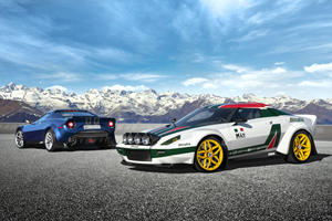 New Lancia Stratos Still Up For Grabs