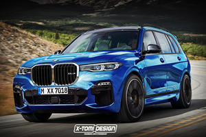 Don't Get Your Hopes Up For A High-Performance BMW X7 M