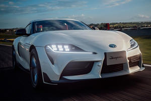 You Can Now Drive The 2020 Toyota Supra In Gran Turismo Sport