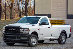 2019 Ram 3500 Tradesman Offers A Cheaper Way To Get All The Torque