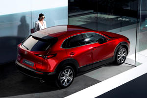 Mazda CX-30 Is For Women Who Don't Want Mazda3 Hatchback