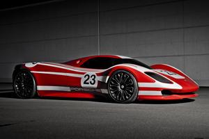 Porsche Unearths Forgotten 917 Racer Concept