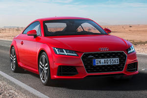 Is The Audi TT About To Get Axed?
