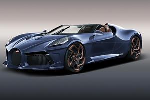 Bugatti La Voiture Noire Looks Even Better Without A Roof