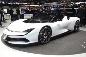 1,900-HP Pininfarina Battista Inspired By Famous Ferrari