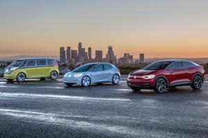 Volkswagen Has Ambitious New Plans For Its Electric Car Onslaught