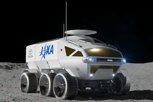 Toyota's Latest Car Is Going To The Moon
