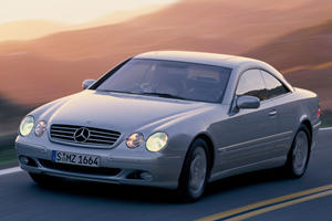 Remember The CL? Mercedes Looks Back