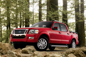 2010 Ford Explorer Sport Trac Review: The Pickup SUV