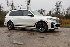 BMW Says More Powerful X7 Is Coming
