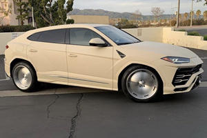 Kanye West Creates World's Ugliest Lamborghini Urus