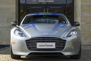 James Bond May Not Like His New Aston Martin