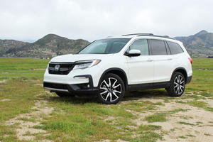 2019 Honda Pilot Test Drive Review: The Honda For When Size Matters