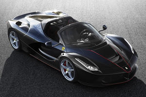 Even LaFerrari Apertas Can Get Recalled
