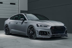 ABT Bringing 503-HP Audi RS 5 Sportback To America