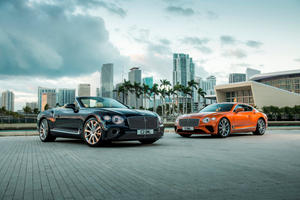 The V8 Bentley Continental GT And GT Convertible Have Arrived