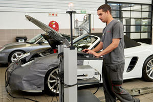 These Car Companies Have The Best Service Departments