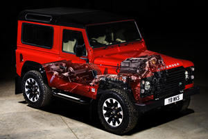 Reborn Land Rover Defender To Pack BMW Power