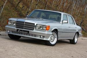 Luxury Car Evolution: 1973 Mercedes-Benz S-Class