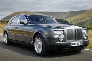 Luxury Car Evolution: 2003 Rolls-Royce Phantom