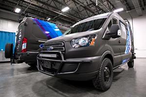 Ken Block's Service Van Is Cooler Than Your Car