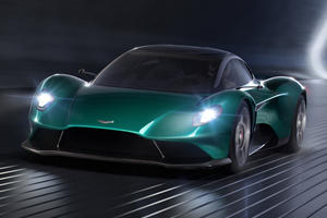More Powerful Aston Martin Vanquish AMR Pro Is Coming