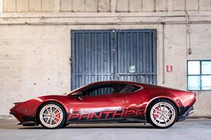 Modern-Day De Tomaso Pantera Spyder Will Be $700,000 Of Drop-Top Goodness