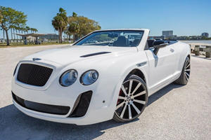 You Won't Beleive What This Fake Bentley Is Based On