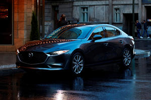 Here's How Much The 2019 Mazda3 Sedan Will Set You Back
