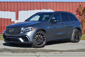 2019 Mercedes-AMG GLC63 Test Drive Review: The Battle Between Luxury And Performance