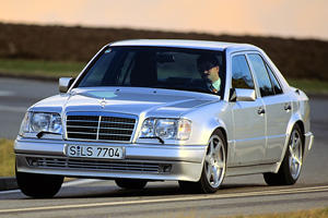 Mercedes Remembers Its Greatest Pre-AMG Performance Sedan