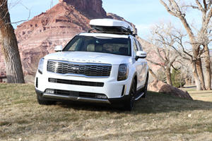 Twin-Turbo V6 Discussed For Kia Telluride