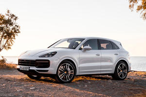 The Porsche Cayenne Turbo Is About To Get One Upped