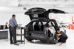 Teslas Are Too Reliable For Regular Maintenance