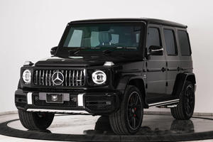 The Rugged And Powerful Mercedes-AMG G63 Is Now Literally Bulletproof