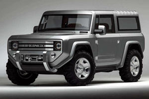 New Ford Bronco Will Be The Jeep Wrangler's Worst Nightmare