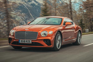 Bentley Continental GT Wants Pikes Peak Record