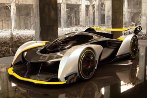 McLaren Building 1,130-HP Vision GT Concept?