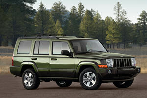2010 Jeep Commander Review: Keep It Offroad