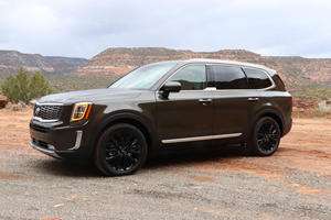 2020 Kia Telluride First Drive Review: Fortune Favors The Bold