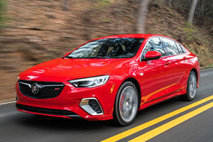Buick Is Almost Done Selling Sedans In America